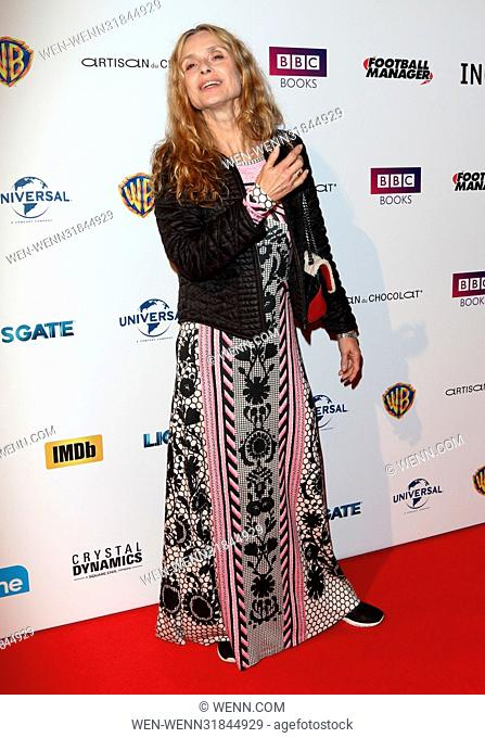 National Film and Television School's (NFTS) Gala at Old Billingsgate, London Featuring: Maryam D'Abo Where: London, United Kingdom When: 27 Jun 2017 Credit:...