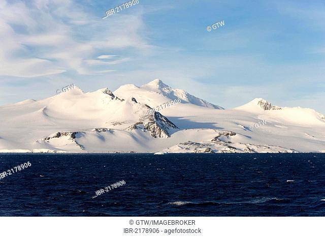 Antarctic Sound, Antarctic Peninsula, Antarctica