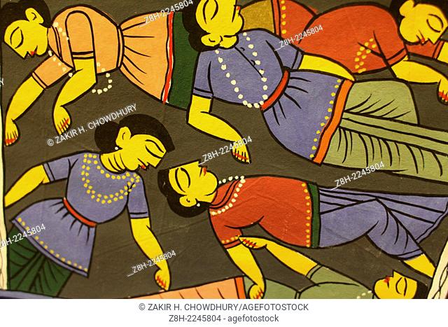folk art in Bangladesh
