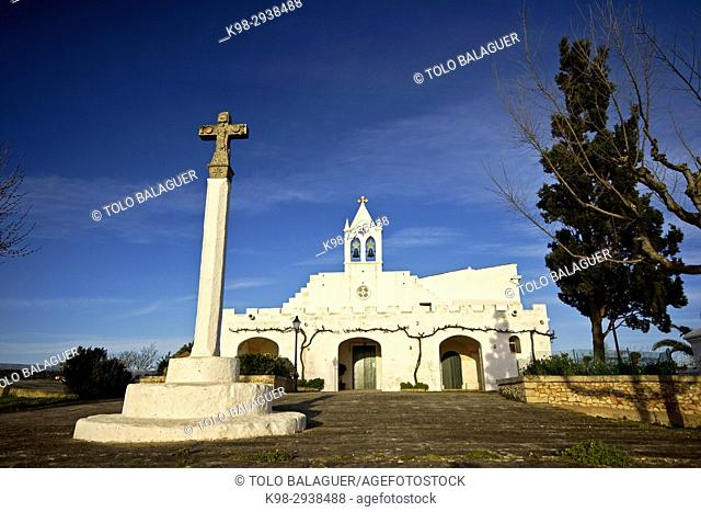 Oratorio de Sant Joan de Missa (s. XIV). Ciutadella. Minorca, Balearic Islands, Spain
