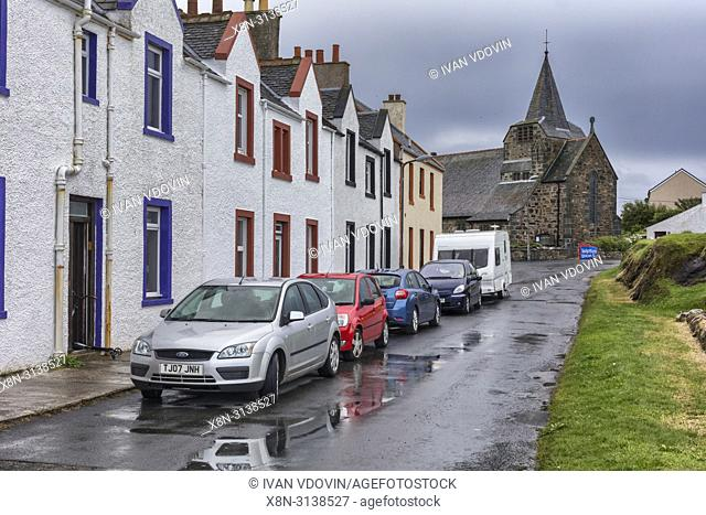 Bowmore, Islay, Inner Hebrides, Argyll, Scotland, UK