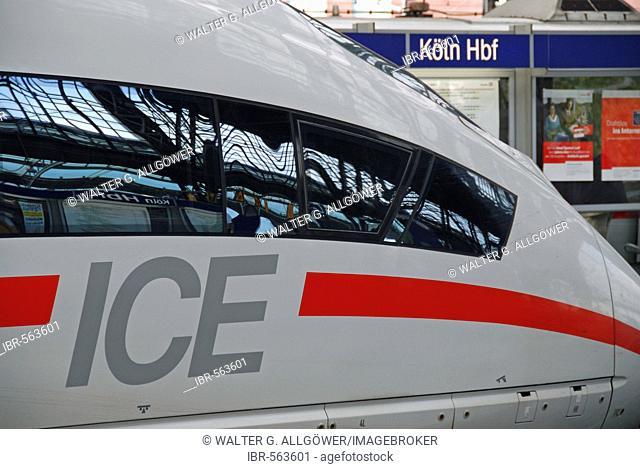 ICE 3, Germany
