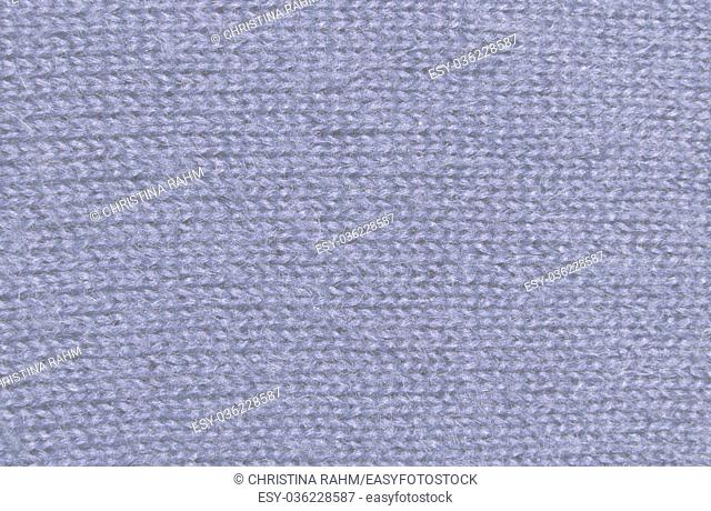Soft blue wool knitwork. Blue wool knitwork full frame for warming backdrop or background