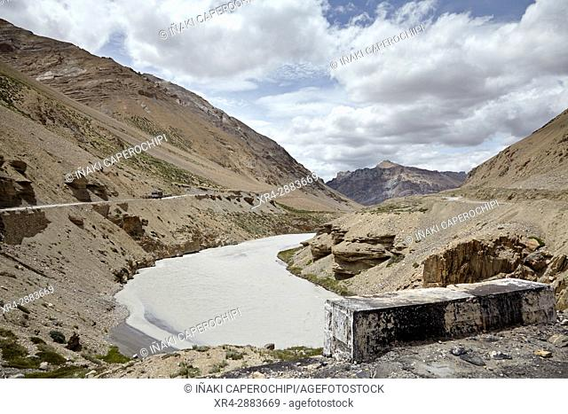 Manali - Leh Highway, Ladakh, India
