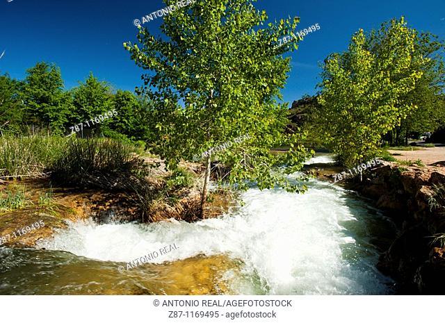 Lagunas de Ruidera Natural Park, Ossa de Montiel, Albacete province, Castilla-La Mancha, Spain