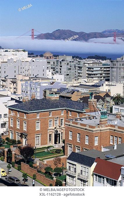 San Francisco California United States
