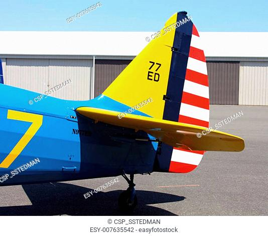 PT-19A Cornell Tail