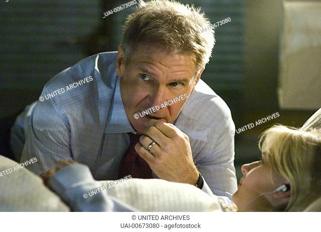FIREWALL USA 2006 Richard Loncraine HARRISON FORD (Jack Stanfield), CARLY SCHROEDER (Sarah Stanfield) Regie: Richard Loncraine / FIREWALL USA 2006