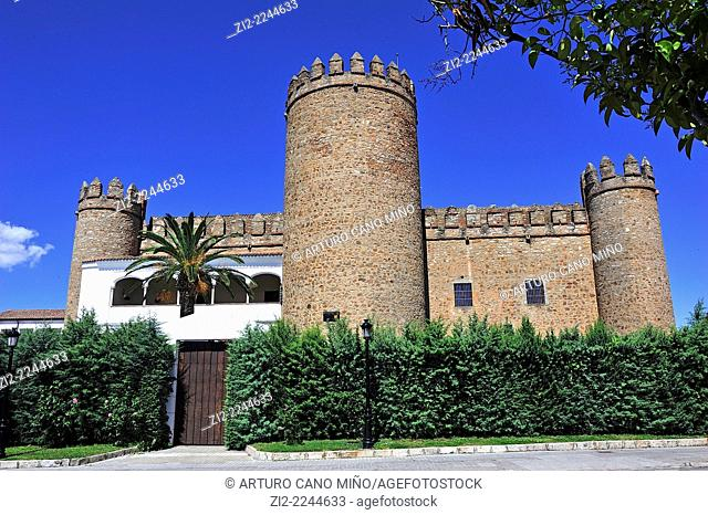Palace of Dukes of Feria, XV-XVIIth centuries. Zafra, Badajoz, Spain