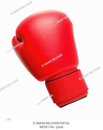 Boxing Glove Cut Out