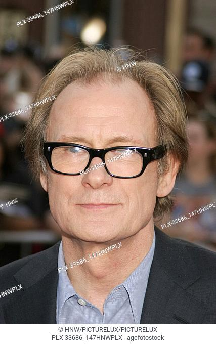 "Bill Nighy 05/19/07 """"Pirates of the Caribbean:At World's End"""" Premiere @ Disneyland, Anaheim Photo by Ima Kuroda/HNW / PictureLux May 19"