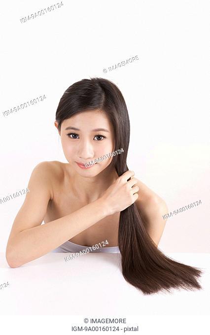 Females, Hair Care
