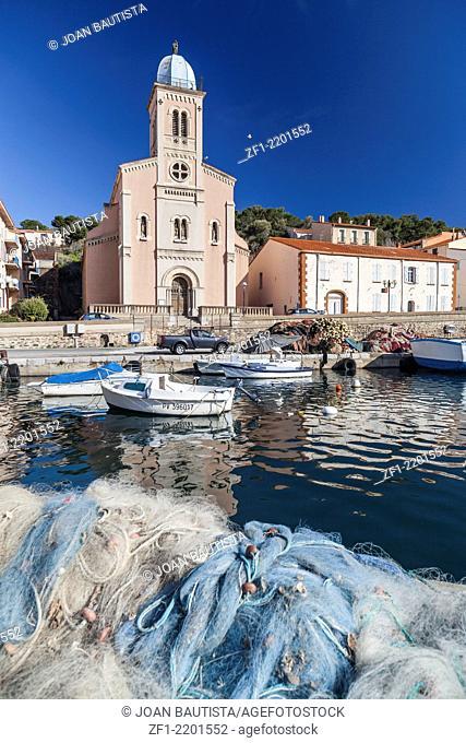 Port-Vendres,Languedoc-Roussillon,France