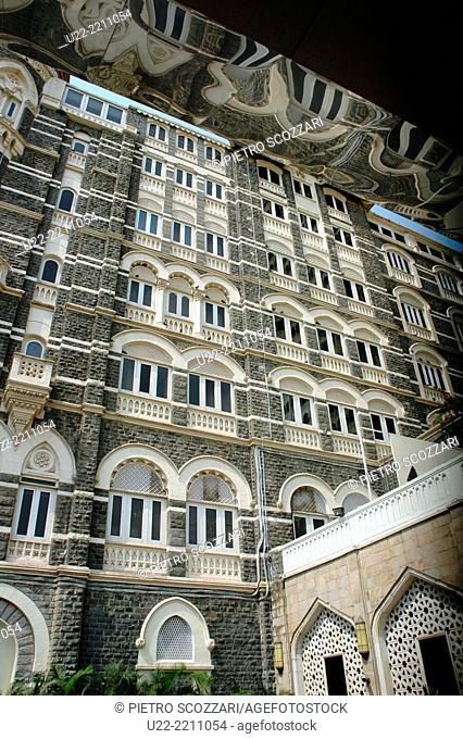 Mumbai, India: The Taj Mahal Palace hotel
