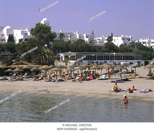 Mojacar, Costa Almeria, Spain