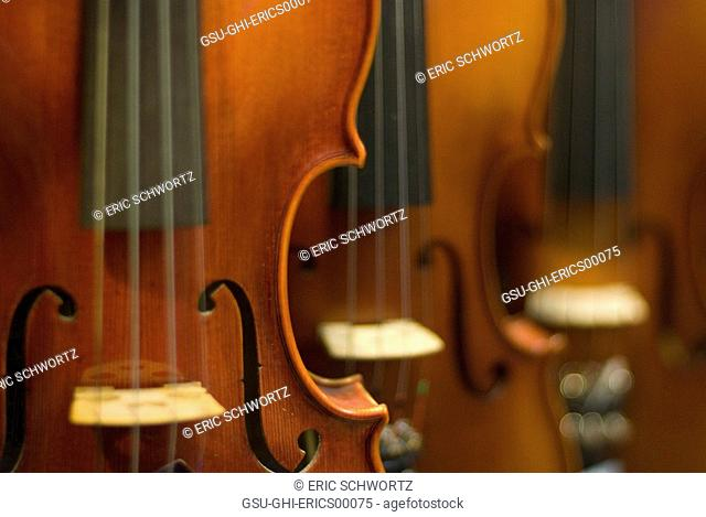 violins, musical instruments, classical music