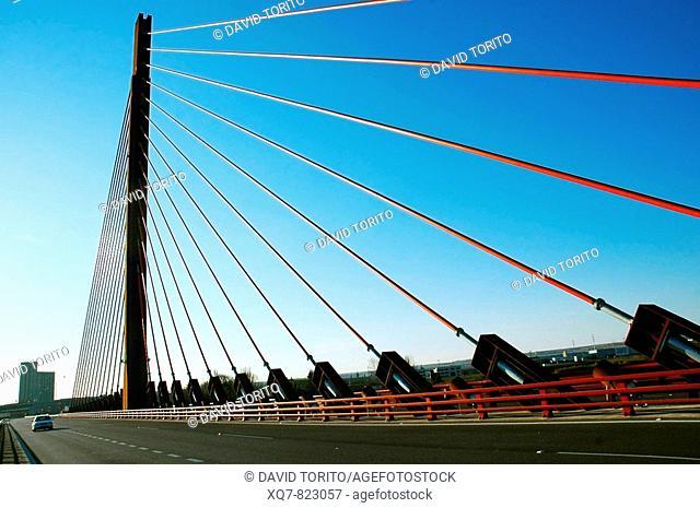 Bridge, Guadalajara, Castilla-La Mancha, Spain