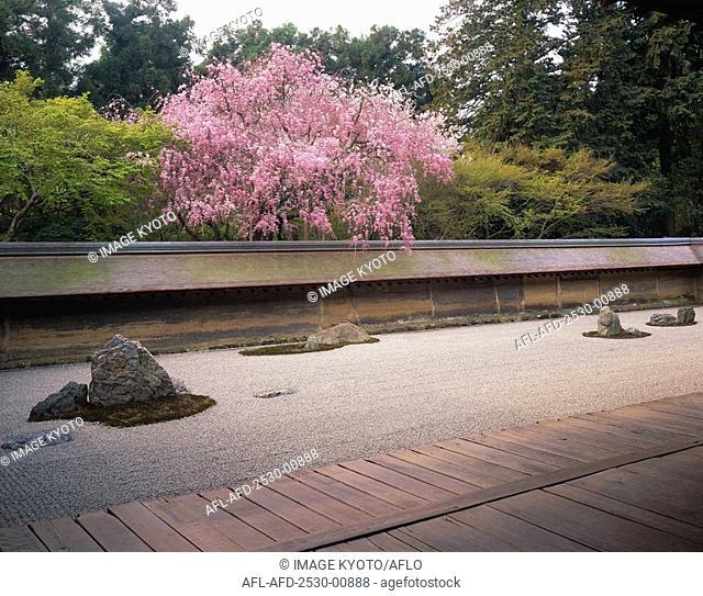 Ryoanji Temple, Kyoto, Japan