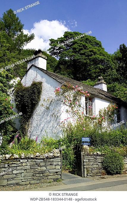 Dove Cottage, Grasmere, Lake District, Cumbria, UK