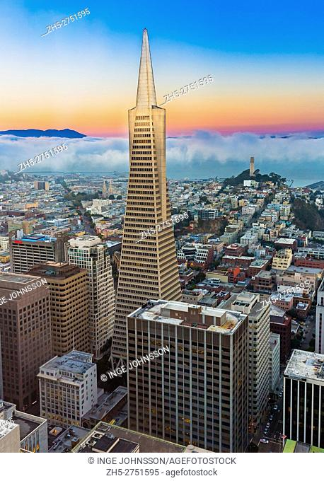 San Francisco, officially the City and County of San Francisco, is the cultural center and a leading financial hub of the San Francisco Bay Area and Northern...