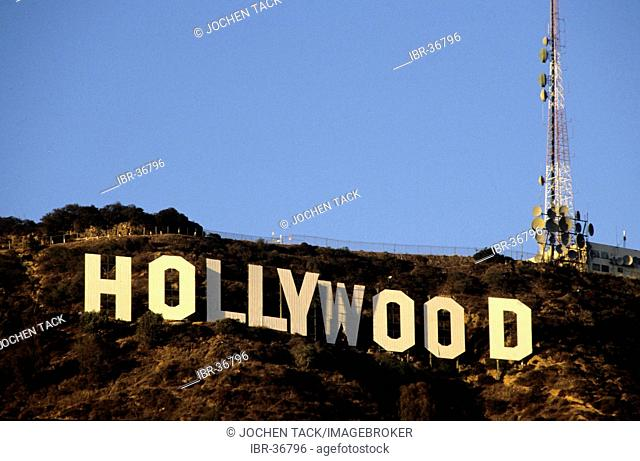 USA, United States of America, California: Los Angeles, Hollywood