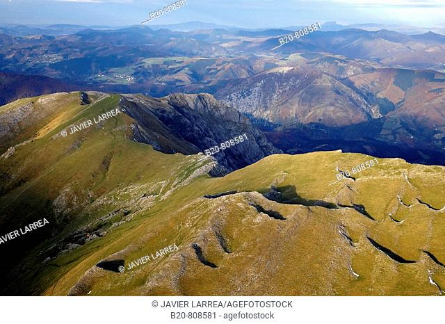 Sierra de Aralar, Navarra, Spain
