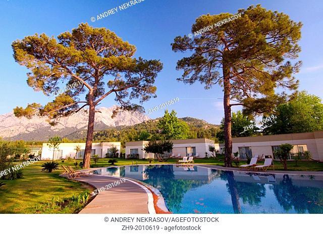 Vogue Hotel, Antalya, Turkey, Western Asia