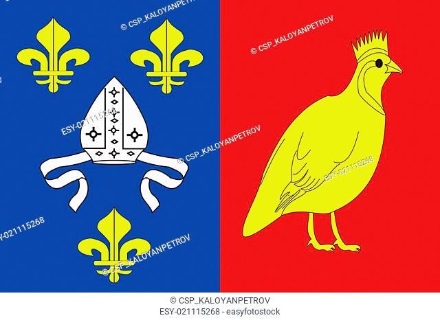 Charentemaritime dep flag
