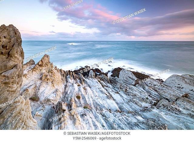 Morte Point, Mortehoe, North Devon, England, United Kungdom, Europe