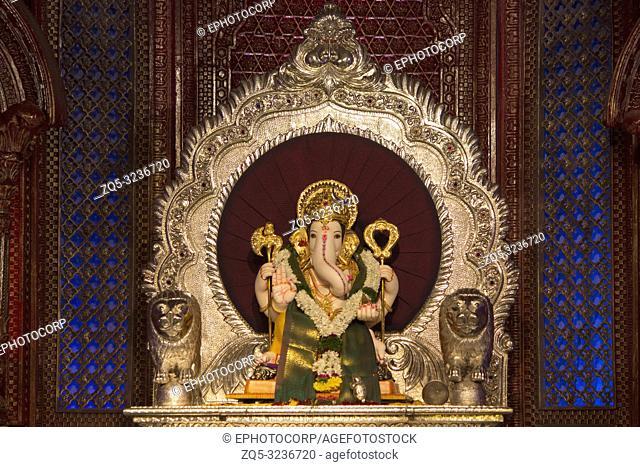 Kasaba Ganpati, Pune, Maharashtra, India