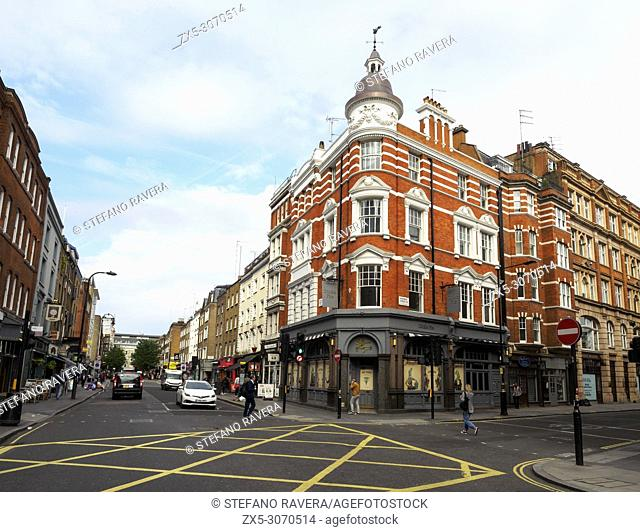 Goodge street - London, England