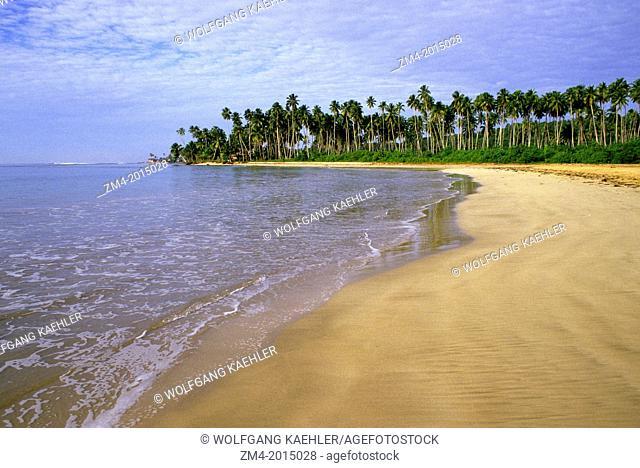 ASIA, INDONESIA, SUMATRA, NIAS ISLAND, LAGRUNDI BEACH