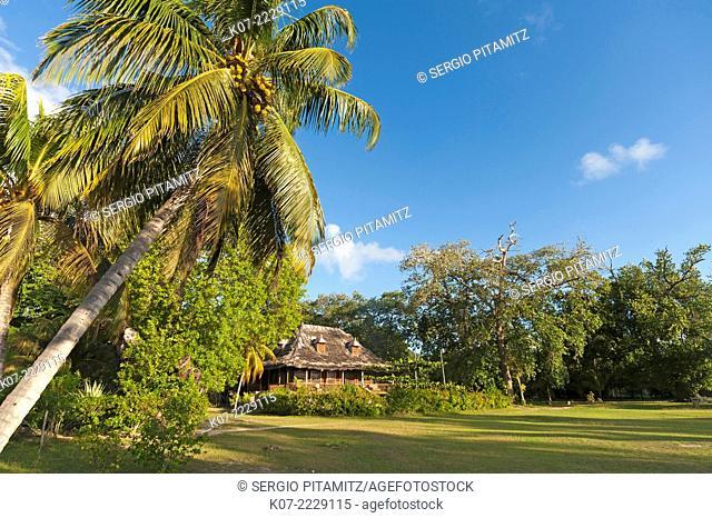 L'Union Estate, La Digue, Seychelles