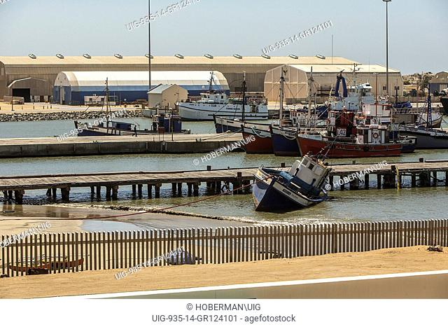 Luderitz Harbour