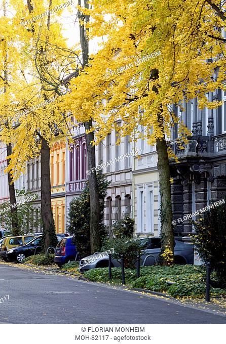 Krefeld, Prinz-Ferdinand-Straße