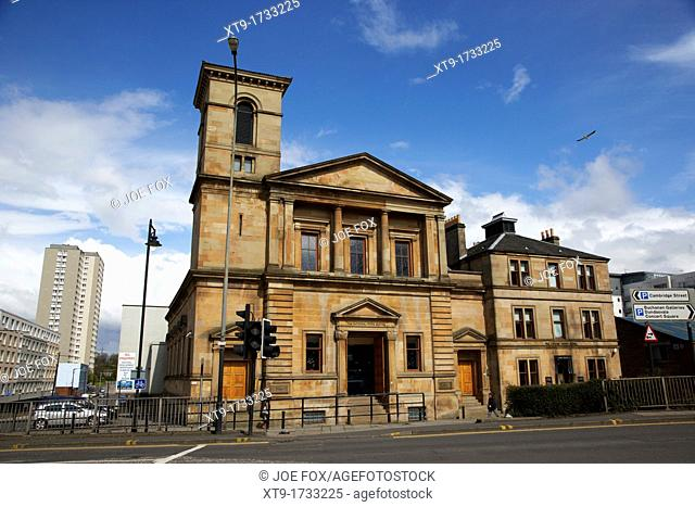 the national piping centre cowcaddens glasgow scotland uk