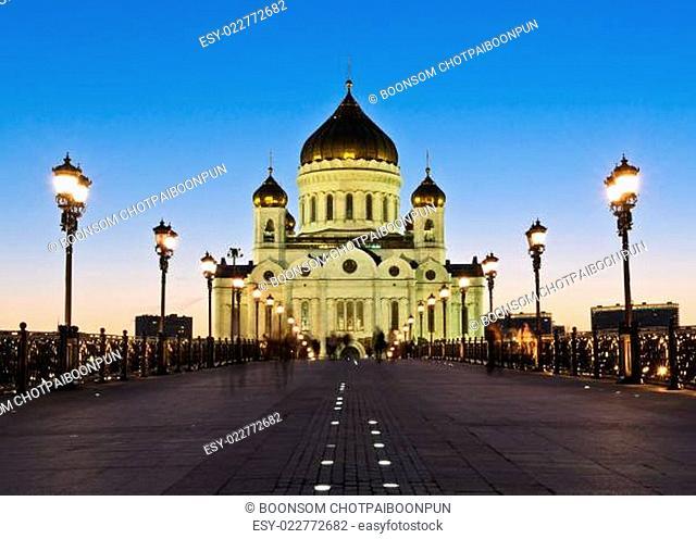 Christ the Saviour church, Russia