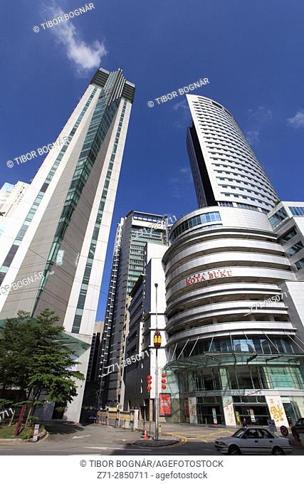 Malaysia, Kuala Lumpur, Premiera Hotel, Parkson Store,