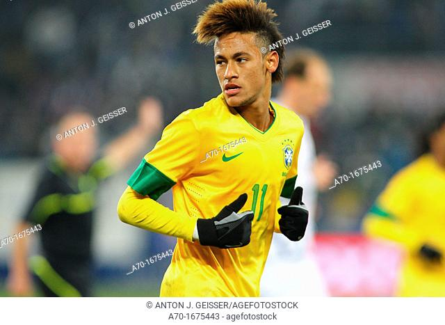 neymar, national team brasilia