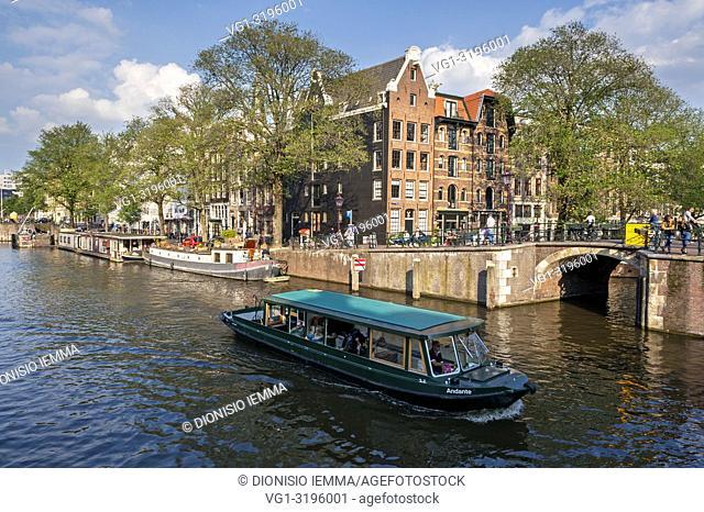 Amsterdam, Netherlands, Nederland, North Holland, Noord-Holland, Europe, Keizersgracht