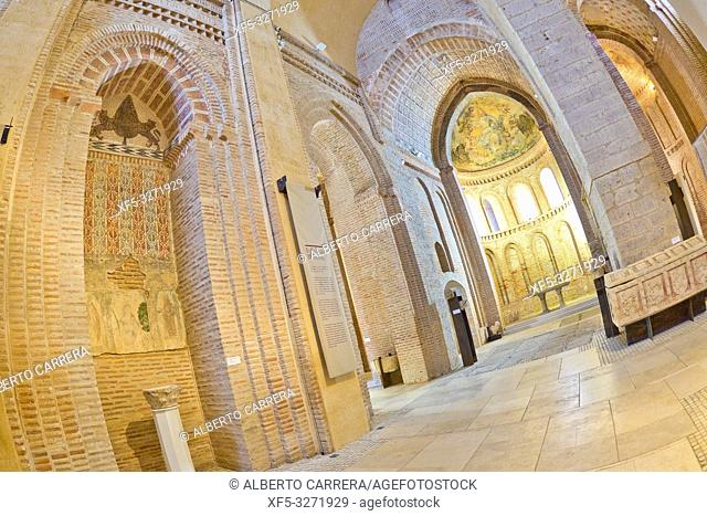 San Salvador de los Caballeros Church, 13th Century Mudejar Church of the Savoir, Museum of Sacred Art, Knights Templar Church