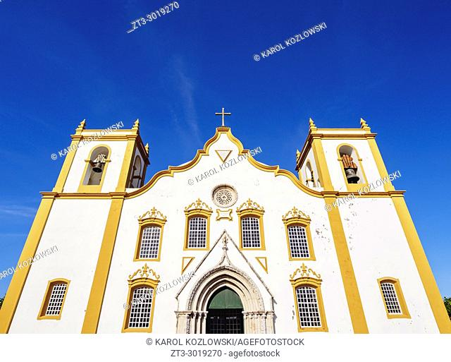 Main Church, Praia da Vitoria, Terceira Island, Azores, Portugal