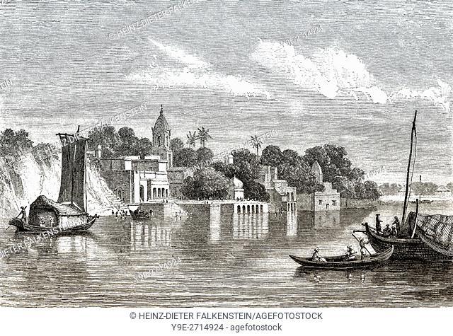 Kanpur or Cawnpore, Uttar Pradesh, India, 1810