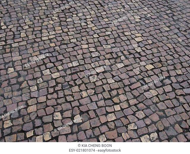 street cobblestones