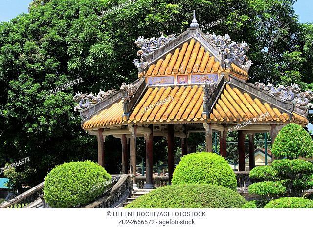 Hue Imperial city, Vietnam, Asia