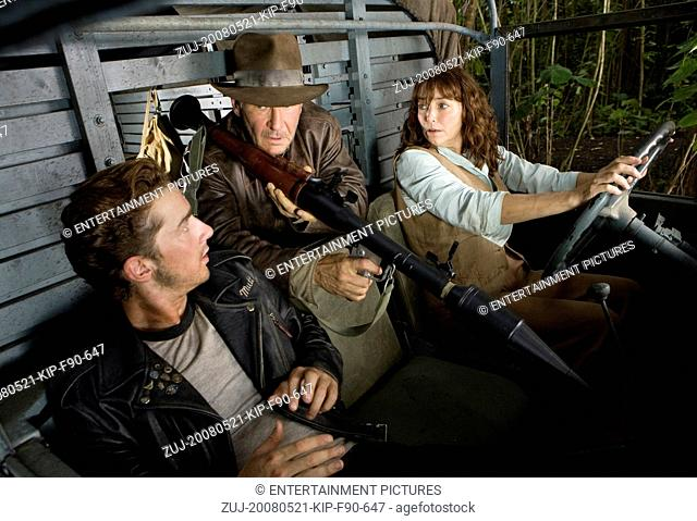 RELEASE DATE: May 22, 2008. MOVIE TITLE: Indiana Jones and the Kingdom of the Crystal Skull. STUDIO: Paramount. PLOT: Famed archaeologist/adventurer Dr