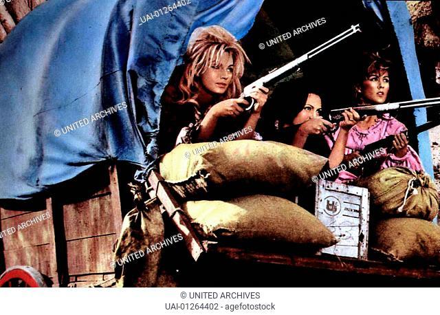 Frauen, Die Durch Die Hölle Gehen, Donne Alla Frontiera, Frauen, Die Durch Die Hölle Gehen, Donne Alla Frontiera, Anne Baxter, ?