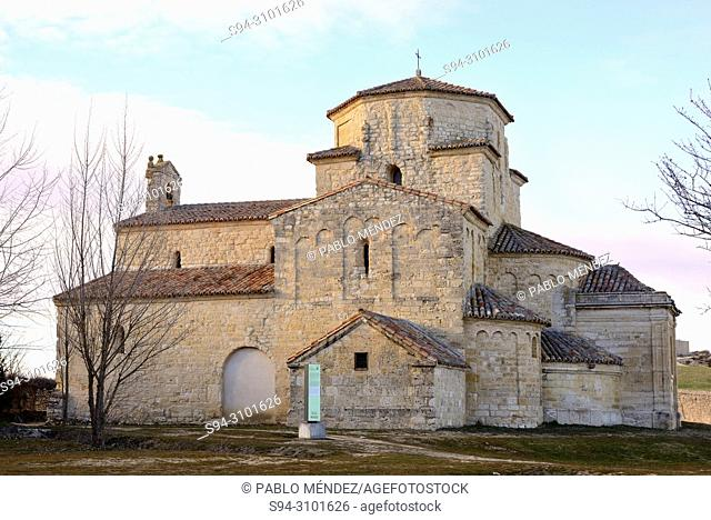 Church of Our Lady of La Anunciada, near Urueña, Valladolid, Spain