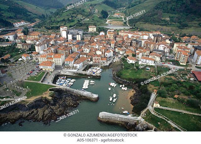 Mundaka. Urdaibai Biosphere Reserve. Vizcaya. Euskadi. Spain