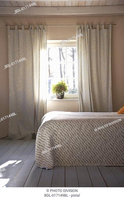 still life of bedroom